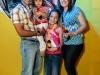 Anthony, Saly, Salma y Dalma Herrera