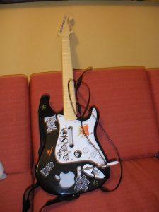 guitarranegra