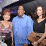 Nelly Mota, Wandy Robles y Miralba Ruiz