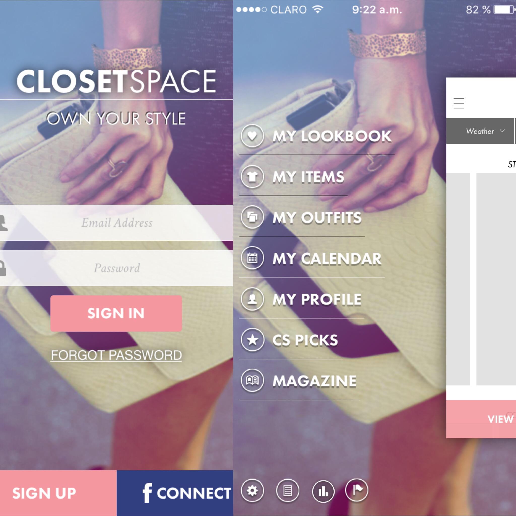 ClosetSpace